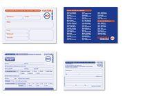 Formulários de Preenchimento - pvdi design