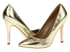 $178 David Tutera Tiara Gold Metallic - Zappos.com Free Shipping BOTH Ways