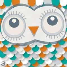 hooty owl by atelier81