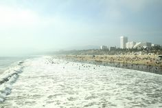 Santa Monica Pier. Cant wait to be back there in June <3