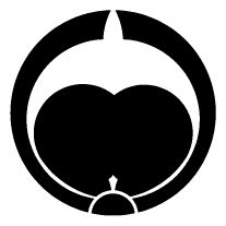 Japanese family crest. Kamon
