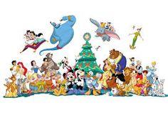 Mickey & friends - Noël - Disney