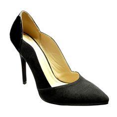 ce6a4cfa183b Angkorly - Chaussure Mode Escarpin Stiletto Femme Verni Talon Haut Aiguille  11 CM - Noir -