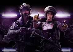 Rainbow Six Siege Starts Year 2 With Operation Velvet Shell Update