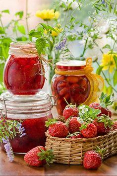 Fresh Strawberry Jam
