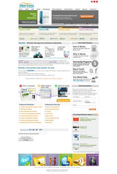 Our very own Mavista.com website, best web platform for ecommerce in town!! ;)