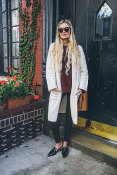 Street Style 2016/2017  Amber Fillerup Clarkdebuts a wonderful fall trend here; the
