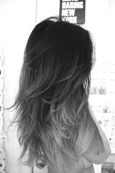 black and white, girl, hair, photography