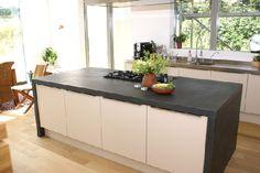 Naturstein verleiht Küche und Bad ein stilvolles und modernes Design