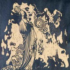 John Bauer, Drottning Och Troll