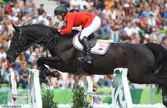Madden and Cortes C have qualified to move on to the final four at the World Equestrian Games.
