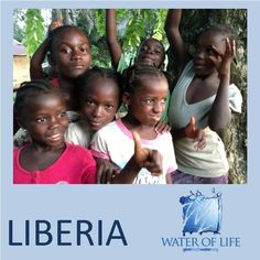 New friends from the November 2012 Liberia trip with Southside Fellowship & North Hills Community Church!