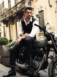 David Gandy--can never have too many pics of him...