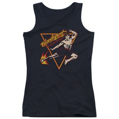 Bloodsport: Action Packed Junior Tank Top