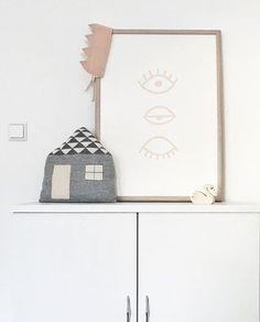 Eye eye... #mevrouwaardbei #poster #finelittleday #kinderkamer #kinderzimmer #kidsroom #eyeeye #eyes 📷@annaliesnieuwenhuis
