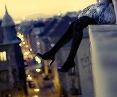 heels in the cityy