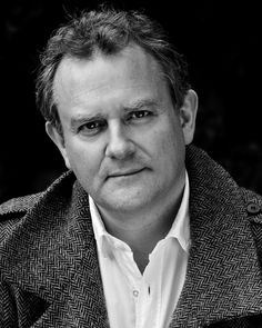 Hugh Bonneville (aka Lord Grantham, Downton Abbey)