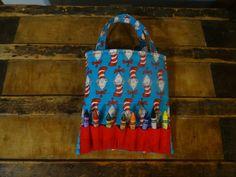How to make an 8 crayon bag