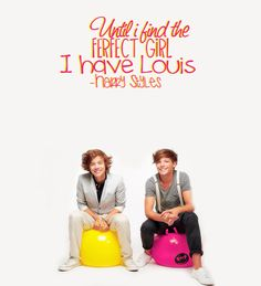 Larry Stylinson by