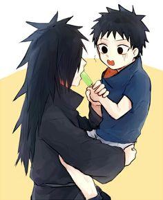 Madara & Kid Obito