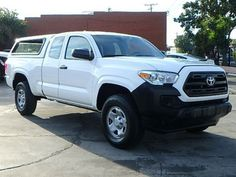 eBay: 2016 Toyota Tacoma Access Cab 2016 Toyota Tacoma Access Cab Damaged Salvage Economical Perfect Fixer Must See! #carparts #carrepair