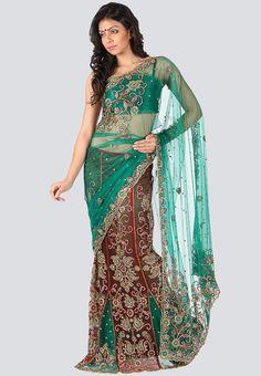 New-designs saree-2014- fancy (7)