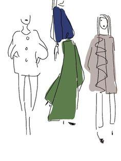 Envoyée Spéciale Fashion Week Chic & Geek @Eudoxie Dlrdc - Martin Grant