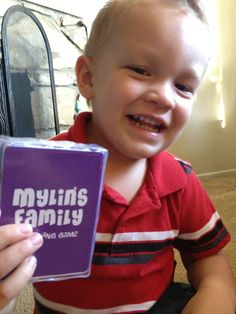 Custom Playing Cards for Kids