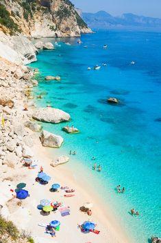 7 playas de la isla de cerde a que parecen piscinas infinitas entre las mejores del - Piscinas 7 islas ...