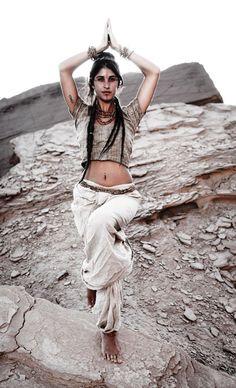 Dhoti Pants ~ Organic Cotton ~ Natural Cotton ~ Unisex ~