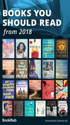 The Best Books of 2018 Did you miss any of these reads from this year? This list collects the highly rated, best books of 2018 — which make great book club books! Books You Should Read, Best Books To Read, I Love Books, Great Books, My Books, Teen Books, Book To Read, Books To Read In Your Teens, Best Fiction Books
