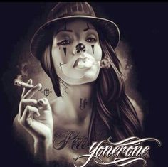 .☆ Art Chicano                                                                      I have her on me