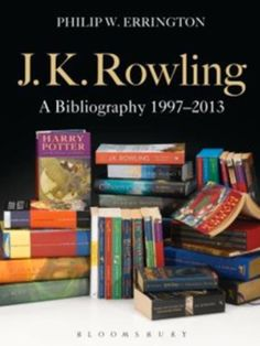 Rowling: A Bibliography' offers incredible look behind the Harry Potter series Harry Potter Memorabilia, Books To Read, My Books, My Christmas List, Book Organization, My Happy Place, Boys Who, Hogwarts, The Incredibles