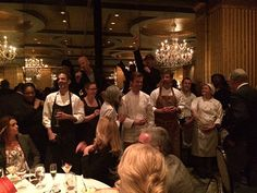 Again this year, the Savannah Food & Wine Festival will be hosting the Celebrity Chef Tour, benefiting the James Beard Foundation, at the Mansion on Forsyth Park. The event will be held November 12, 2014.