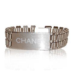 Chanel Silver Link Bracelet http://www.consignofthetimes.com/product_details.asp?galleryid=7432