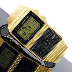gold calculator casio watch Gold Calculator 173b0465a6