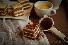 Prajitura cu foi de cacao Sweet Recipes, Cake Recipes, Dessert Recipes, Desserts, Mascarpone Cheese, Sweet Cakes, Tiramisu, Cocoa, Waffles