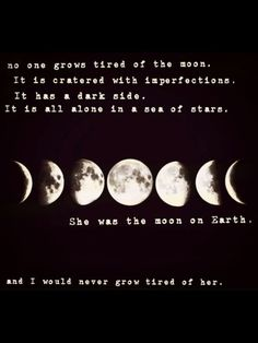 quotes about the moon - Google Search
