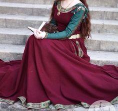 Really nice dress.