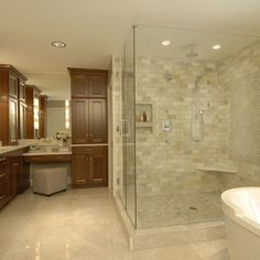 Contemporary Bathroom Tiles Design, Pictures, Remodel, Decor and Ideas - page 8