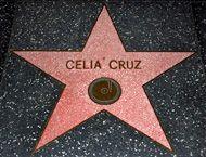 Celia Cruz.