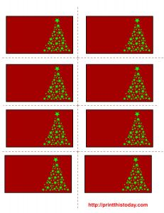 7 images of free printable christmas labels etikety pinterest free printable labels template for christmas pronofoot35fo Images