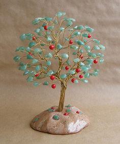 Дерево счастья - Классика Яблоня