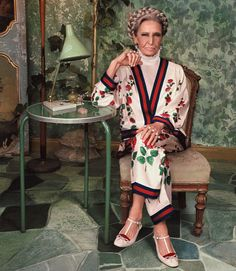 b614b2125 Loving the REAL People used in the latest Gucci Resort Campaign. Brilliant  Roman Rhapsody: the Cruise 2018 campaign - Gucci Stories