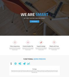 fimply free onepage html template