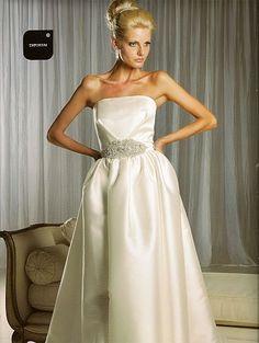 KAREN WILLIS HOLMES - wedding dress - jacqueline