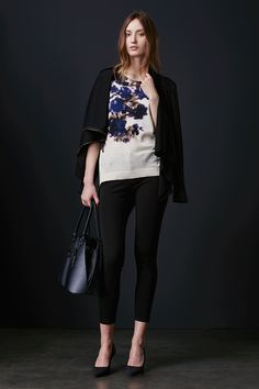 Cozy up to fall florals with a sweater featuring autumnal blooms. This lightweight knit is perfect for layering—try it with our modern take on a moto jacket, effortlessly perched on your shoulders, of course. Shop the new Simply Vera Vera Wang fall collection, only at Kohl's.
