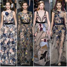 #ElieSaab Haute Couture Fall/Winter 2016 Paris Fashion Week. #ParisFashionWeek #PFW #Paris #FashionWeek #FallWinter #HauteCouture #Couture #FW16 #Fashion #Designers #Models #Celebrities #Trends #FashionBlogger #Blogger  #Fashionista #Brands #FrontRows #Outfits #Inspirations #Love #LifeStyle #Photographers #FashionIcon #StreetStyle #TrendiestPeople