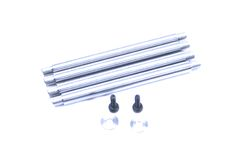 High Quality Stainless Steel Spindle Shaft (4pcs) - T-Rex 450 PRO (HR1139)