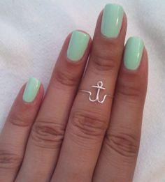 cute nuckle ring
